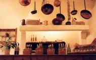 Tasting Room Kitchen at Sunstone
