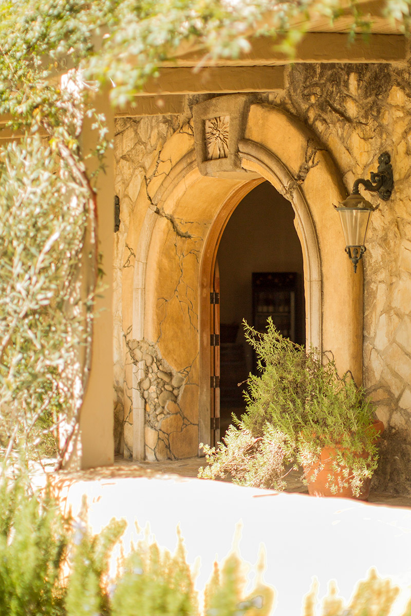 Sunstone Entrance