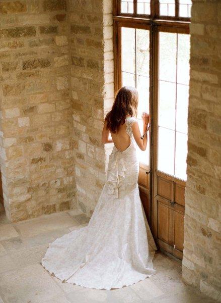 Claire Pettibone Bridal Villa Interior