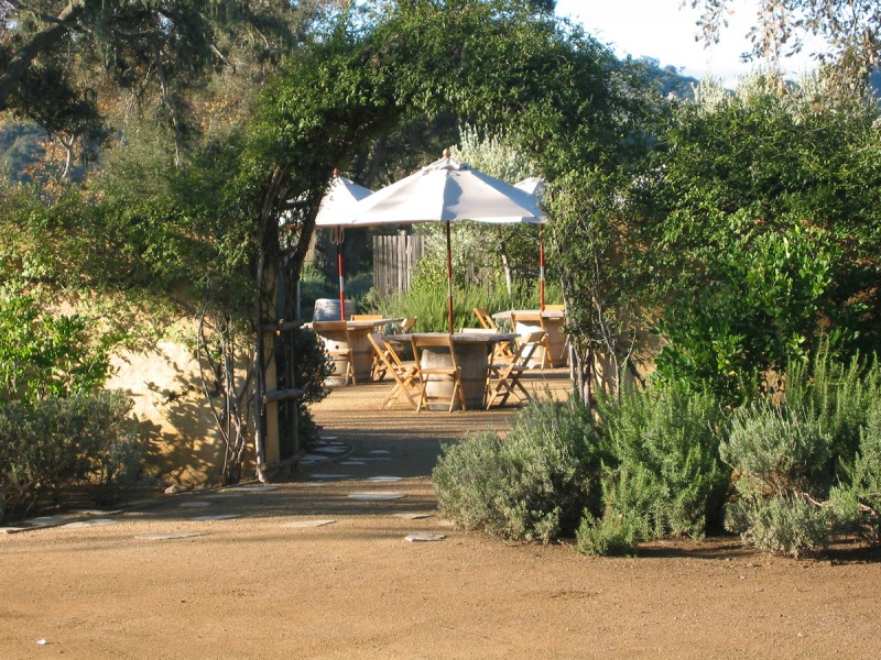 Sunstone Courtyard Entrance