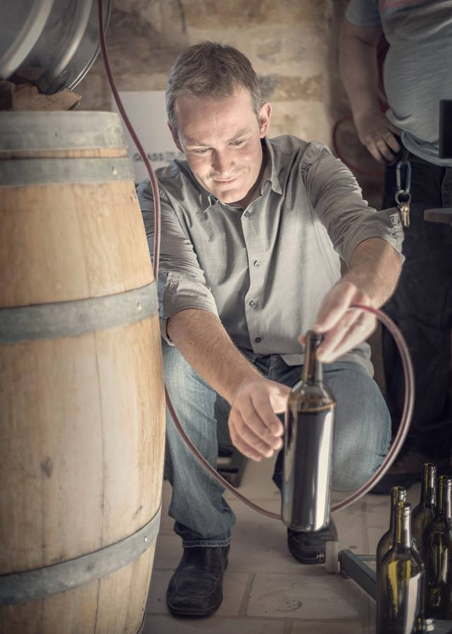 Bion Rice, Director of Winemaking