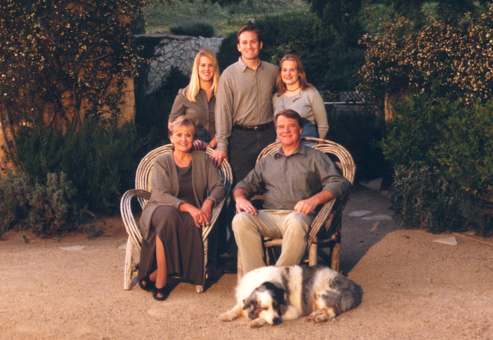 The Rice Family 2002
