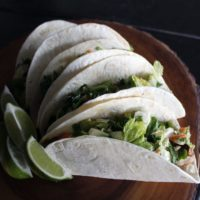 Labor Day Favorite- Grilled Fish Tacos!