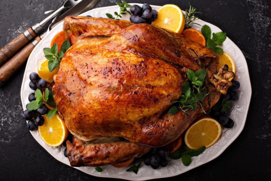 Thanksgiving in a Box: Four Course Meal & Wine Pairings!